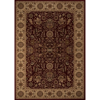 Westminster Kerman Red Area Rug (5'3 x 7'7)