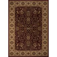 Momeni Royal Red Rug (3'3 X 5')