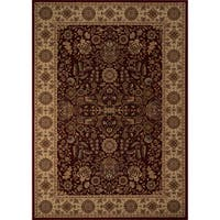 "Momeni Royal Red Rug - 3'11"" x 5'7"""