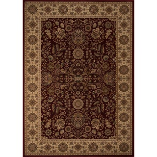 "Westminster Kerman Red Power-Loomed Rug (11'3"" x 15')"