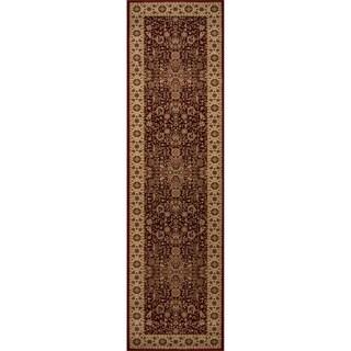 Momeni Royal Red Rug (2' X 3'3)