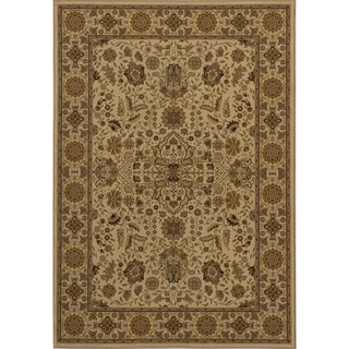 "Westminster Kerman Ivory Power-Loomed Rug (11'3"" x 15')"
