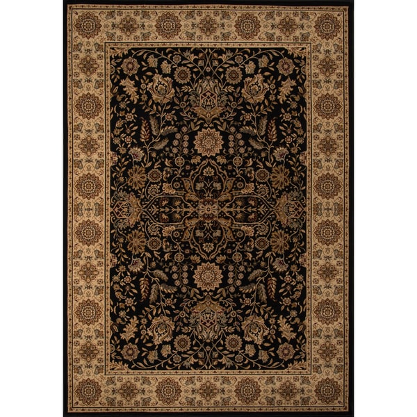 "Momeni Royal Black Rug - 7'10"" x 10'10"""
