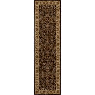 Momeni Royal Brown Runner Rug (2'3 X 7'10)
