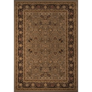 "Westminster Kashan Slate Power-Loomed Rug (11'3"" x 15')"