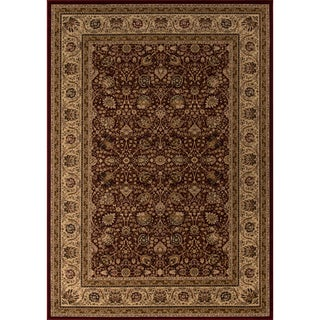 Westminster Kashan Red Area Rug (11'3 x 15')