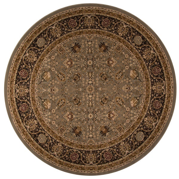 Momeni Royal Slate Rug (7'10 X 7'10 Round)