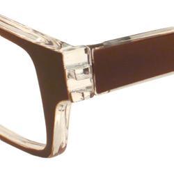 Gabriel+Simone Saint Germain Brown Men's Reading Glasses - Thumbnail 1