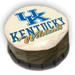 Kentucky Wildcats Round Patio Set Table Cover