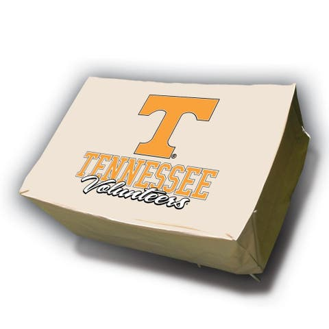 Mr. BBQ Tennessee Volunteers Rectangle Patio Set Table Cover