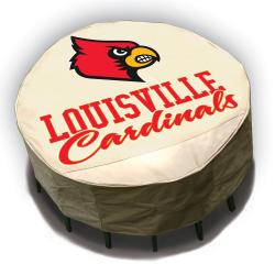 NCAA Louisville Cardinals Round Patio Set Table Cover|https://ak1.ostkcdn.com/images/products/6021356/75/875/NCAA-Louisville-Cardinals-Round-Patio-Set-Table-Cover-P13704277.jpg?impolicy=medium