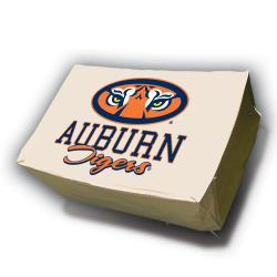 Auburn Tigers Rectangle Patio Set Table Cover