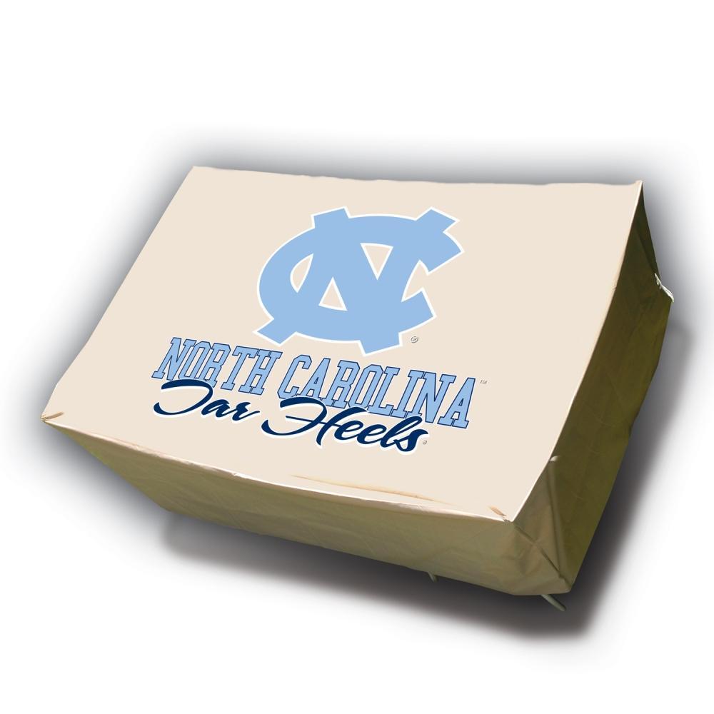 North Carolina Tar Heels Rectangle Patio Set Table Cover