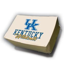 NCAA Kentucky Wildcats Rectangle Patio Set Table Cover