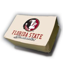 NCAA Florida State Seminoles Rectangle Patio Set Table Cover - Thumbnail 0