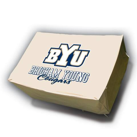 NCAA BYU Cougars Rectangle Patio Set Table Cover