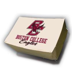 NCAA Boston College Eagles Rectangle Patio Set Table Cover