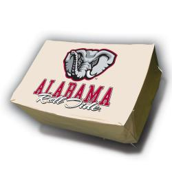 Alabama Crimson Tide Rectangle Patio Set Table Cover - Thumbnail 0