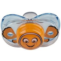 RazBaby Keep-it-Kleen Finley Clown Fish Pacifier
