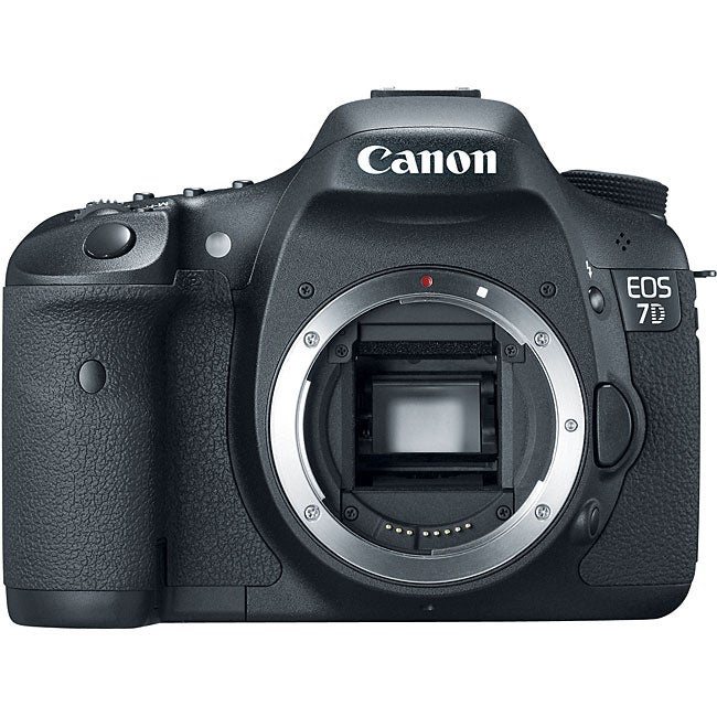 Canon EOS 7D 18MP Digital SLR Camera (Body Only)