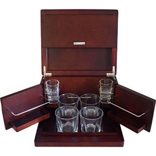 "Jazz Mini Bar - 6""h x 11""w x 9""d"