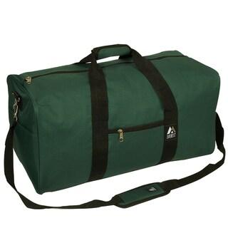 Everest 24-inch Basic Gear Duffel Bag (Option: Green)