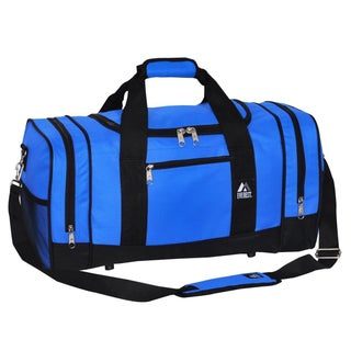 Everest 20-inch Sporty Gear Polyester Carry On Duffel Bag with Strap (More options available)