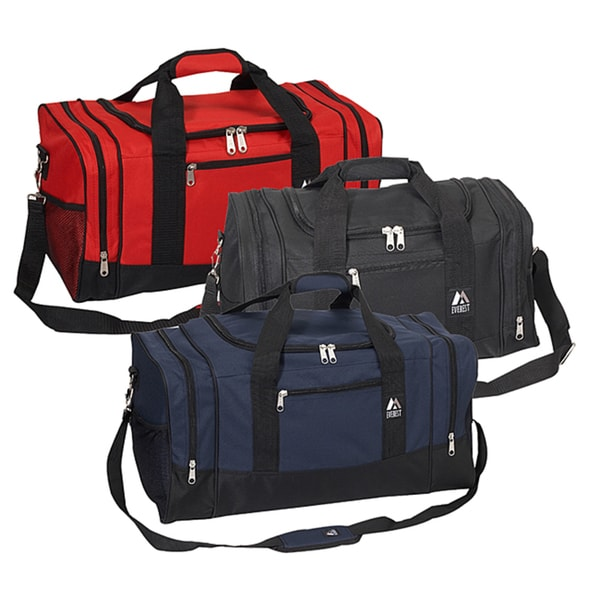 Shop Everest 20-inch Sporty Gear Polyester Carry On Duffel Bag with ... 6ea287cc1d