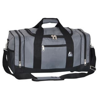 Everest 20-inch Sporty Gear Polyester Carry On Duffel Bag with Strap 7139a60738