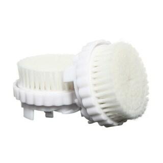Nutra Sonic Sensitive Skin Brush Heads (Pack of 2)