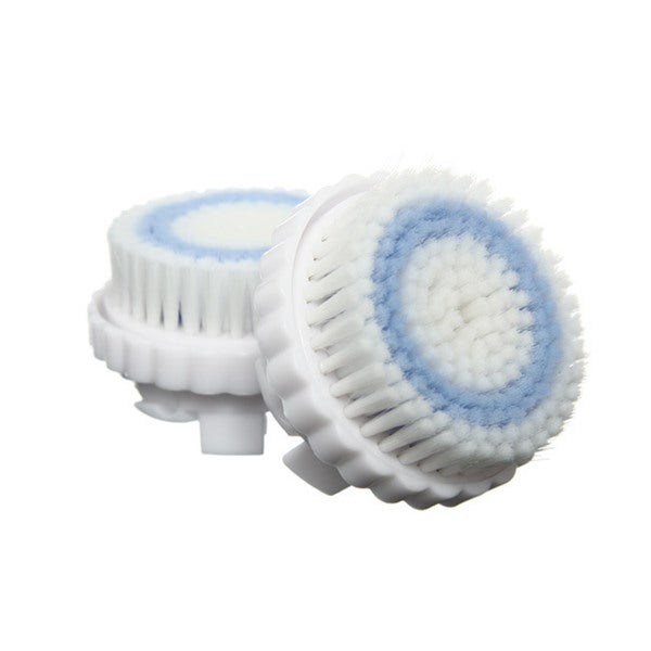 Nutra Sonic Normal Skin Replacement Brush Heads (Pack of 2)