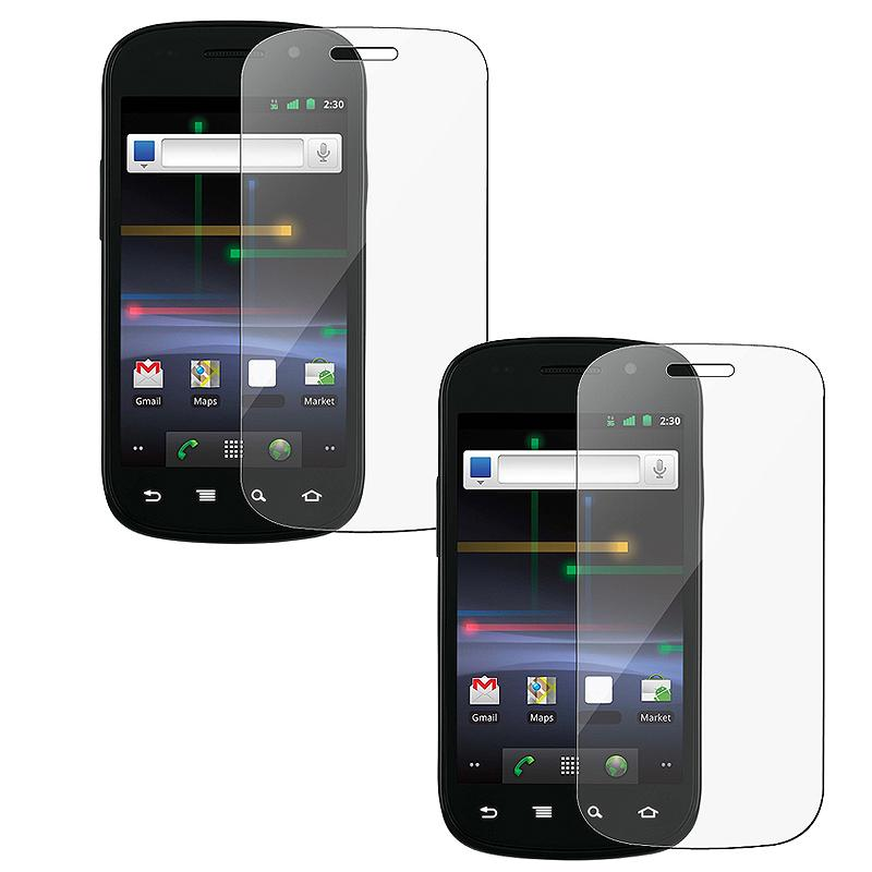 LCD Screen Protector for Samsung/ Google Nexus S (Pack of 2)