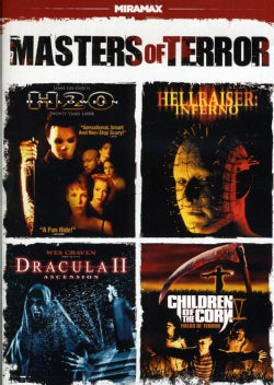Masters of Terror (DVD)