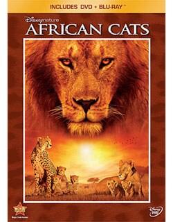 Disneynature: African Cats (Blu-ray/DVD)