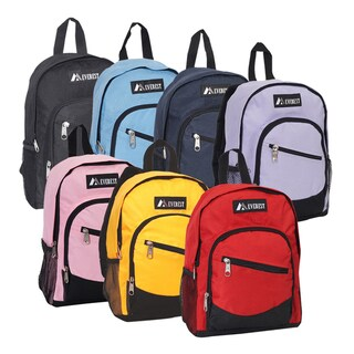 Everest 13-inch Junior Slant Zipper Backpack (3 options available)