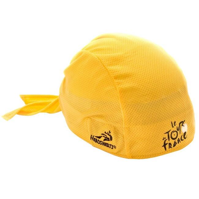 Tour de France Classic Yellow Headwrap