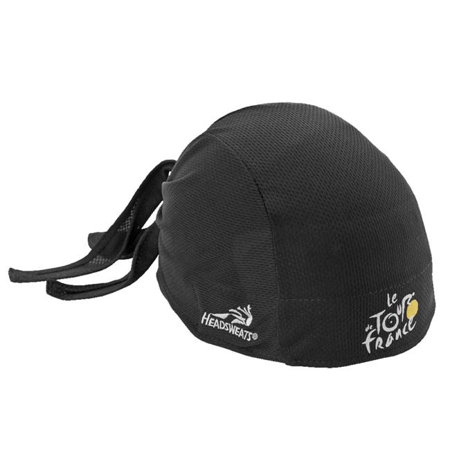 Tour de France Shorty Black Headwear