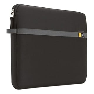 "Case Logic ELS-111 Carrying Case (Sleeve) for 11.6"" Ultrabook - Black"