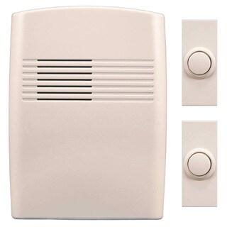 Heathco HZ-7762-02 2 Button Wireless Chime