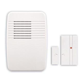 Heathco SL-7368-02 White Wireless Entry Alert Chime