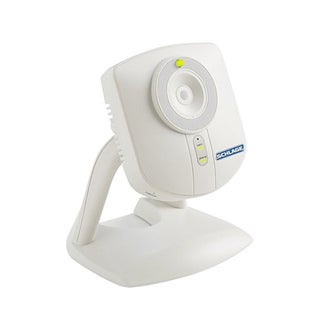 Schlage WCE100 LINK Wired Network Camera (White)