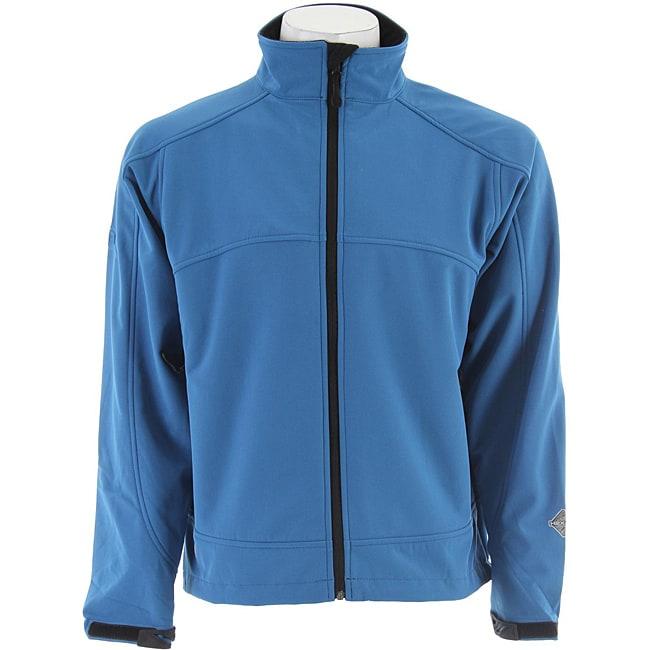 Stormtech Men's Cirrus H2Xtreme Blue Bonded Jacket