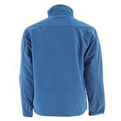 Stormtech Men's Cirrus H2Xtreme Blue Bonded Jacket - Thumbnail 1