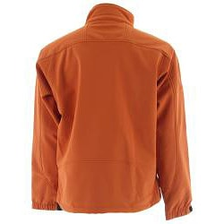 Stormtech Men's Cirrus H2Xtreme Orange Bonded Jacket