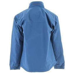 Stormtech Men's Apex Blue/ Grey Fleece-lined Jacket