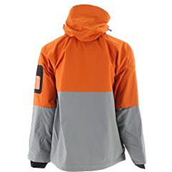 Stormtech Men's Triton H2Xtreme Sunset/ Grey Shell Jacket