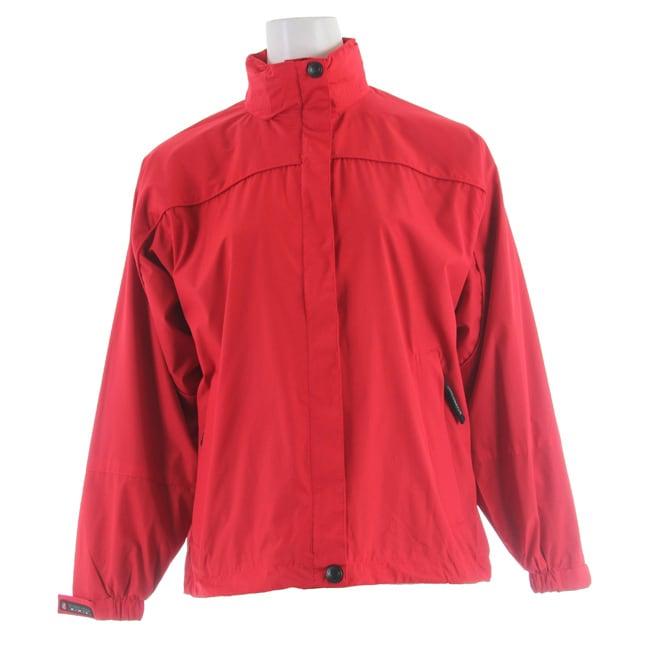 Stormtech Womens Fleet Ripstop Rainshell Jacket