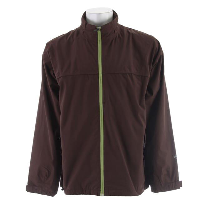 Stormtech Men's 'Stratus' Brown Storm Rain Jacket