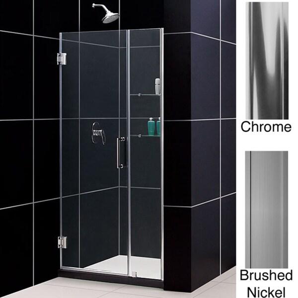 Dreamline Unidoor 41 42 Inch Frameless Shower Door Free
