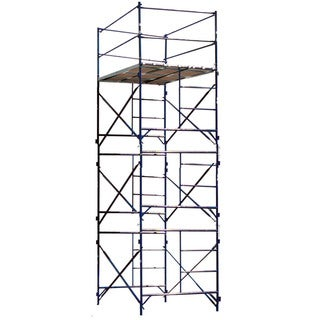 Rolling 3-story Scaffold Tower